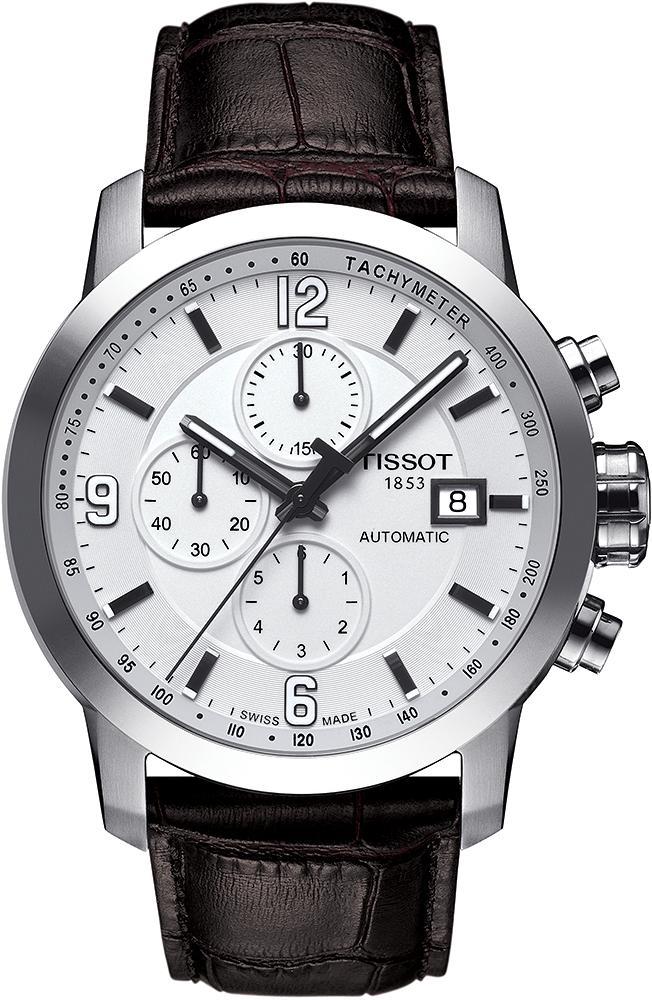 Tissot T055.427.16.017.00 - zegarek męski