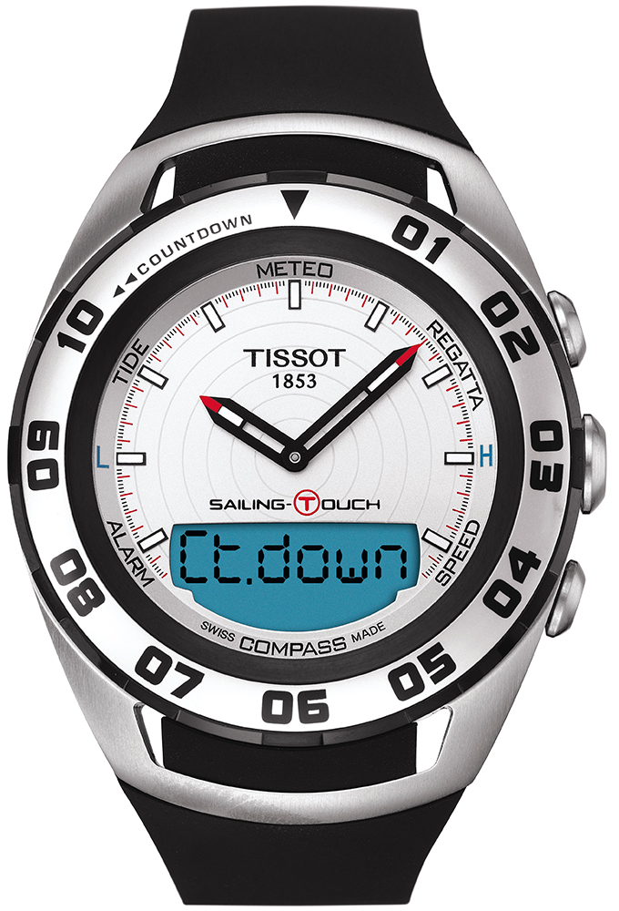 Tissot T056.420.27.031.00 - zegarek męski