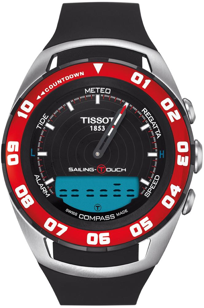 Tissot T056.420.27.051.00 - zegarek męski