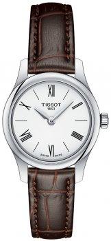 Zegarek zegarek męski Tissot T063.009.16.018.00