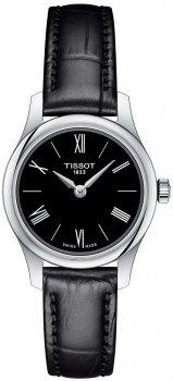 Zegarek zegarek męski Tissot T063.009.16.058.00