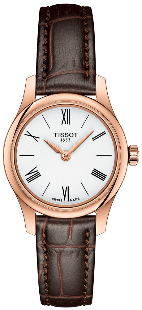 Tissot T063.009.36.018.00 - zegarek damski