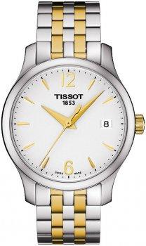 Zegarek zegarek męski Tissot T063.210.22.037.00