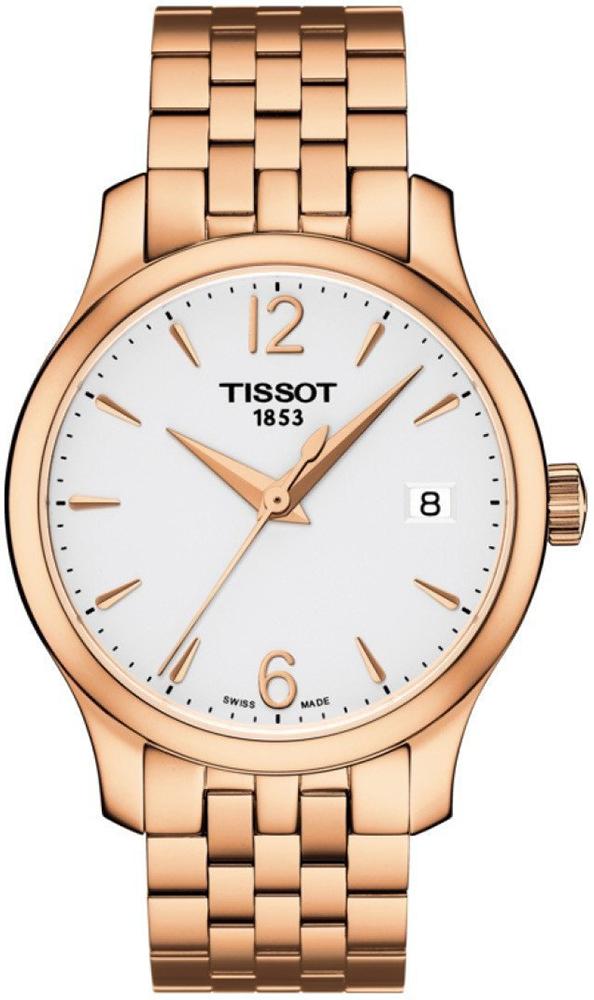 Tissot T063.210.33.037.00 - zegarek damski