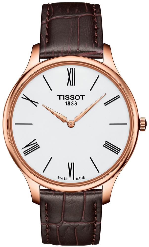 Tissot T063.409.36.018.00 - zegarek męski