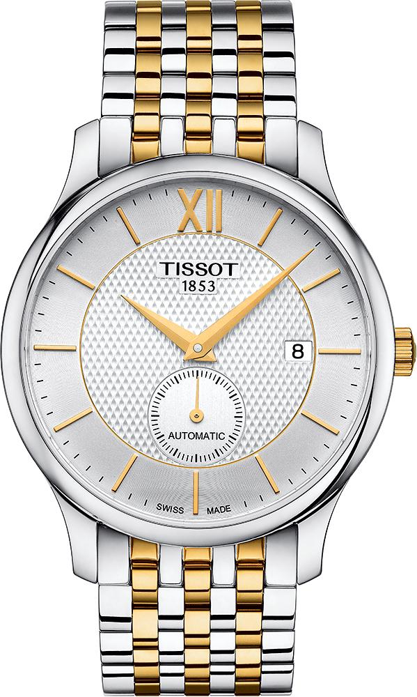 Tissot T063.428.22.038.00 - zegarek męski