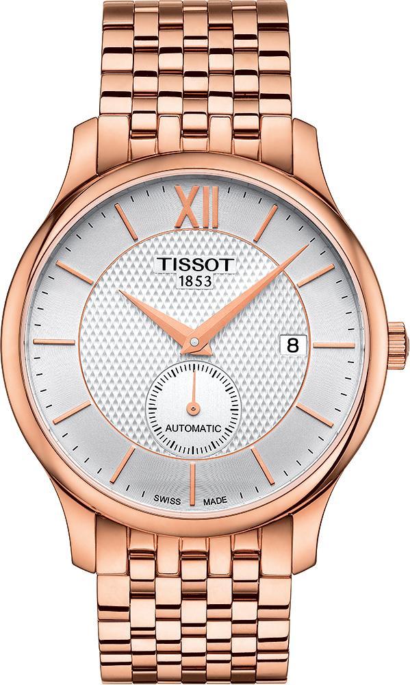 Tissot T063.428.33.038.00 - zegarek męski