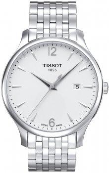 Zegarek zegarek męski Tissot T063.610.11.037.00