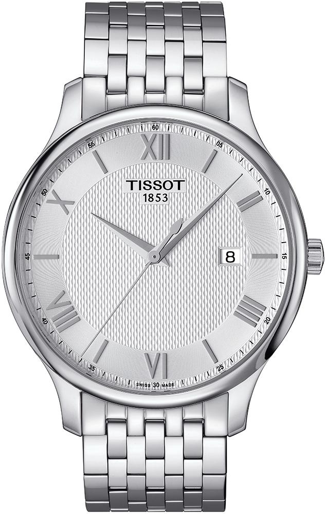 Tissot T063.610.11.038.00 - zegarek męski
