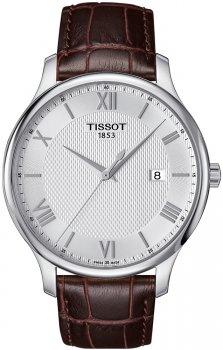 Tissot T063.610.16.038.00 - zegarek męski