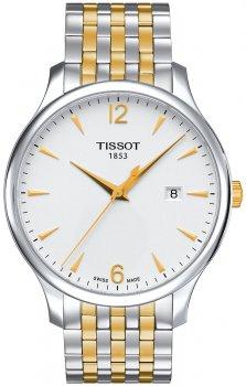 Zegarek zegarek męski Tissot T063.610.22.037.00