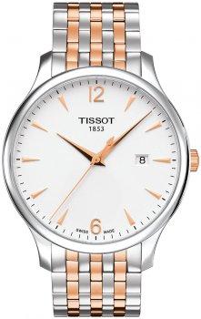 Zegarek zegarek męski Tissot T063.610.22.037.01