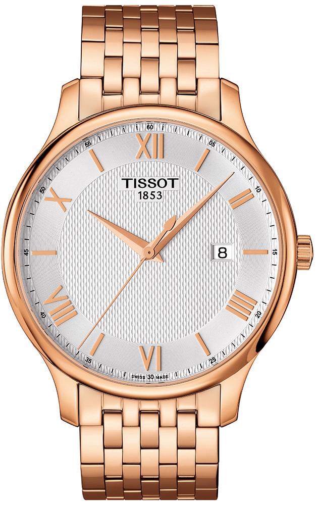 Tissot T063.610.33.038.00 - zegarek męski