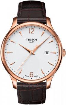 Tissot T063.610.36.037.00-POWYSTAWOWY - zegarek męski