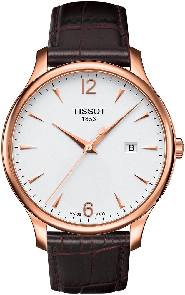 Tissot T063.610.36.037.00 - zegarek męski