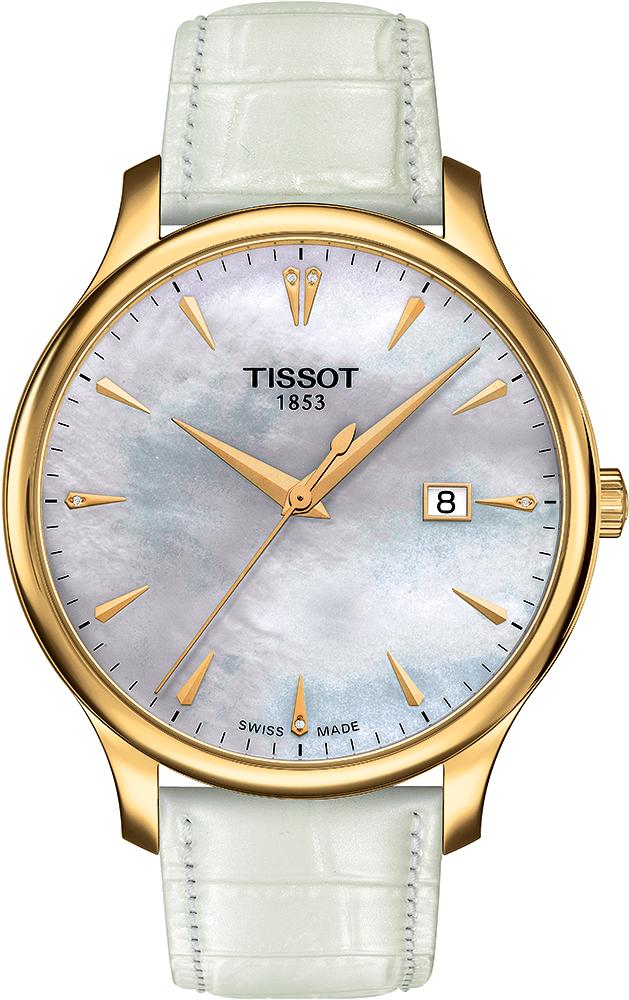 Tissot T063.610.36.116.00 - zegarek damski