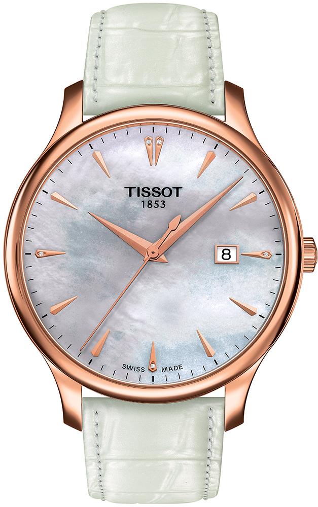 Tissot T063.610.36.116.01 - zegarek damski