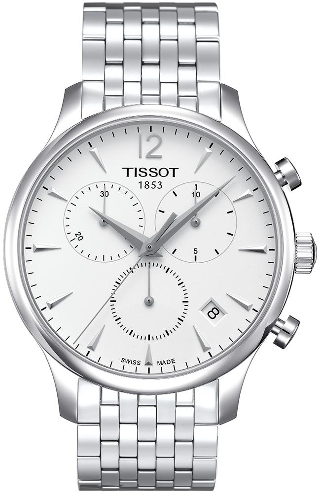 Tissot T063.617.11.037.00 - zegarek męski