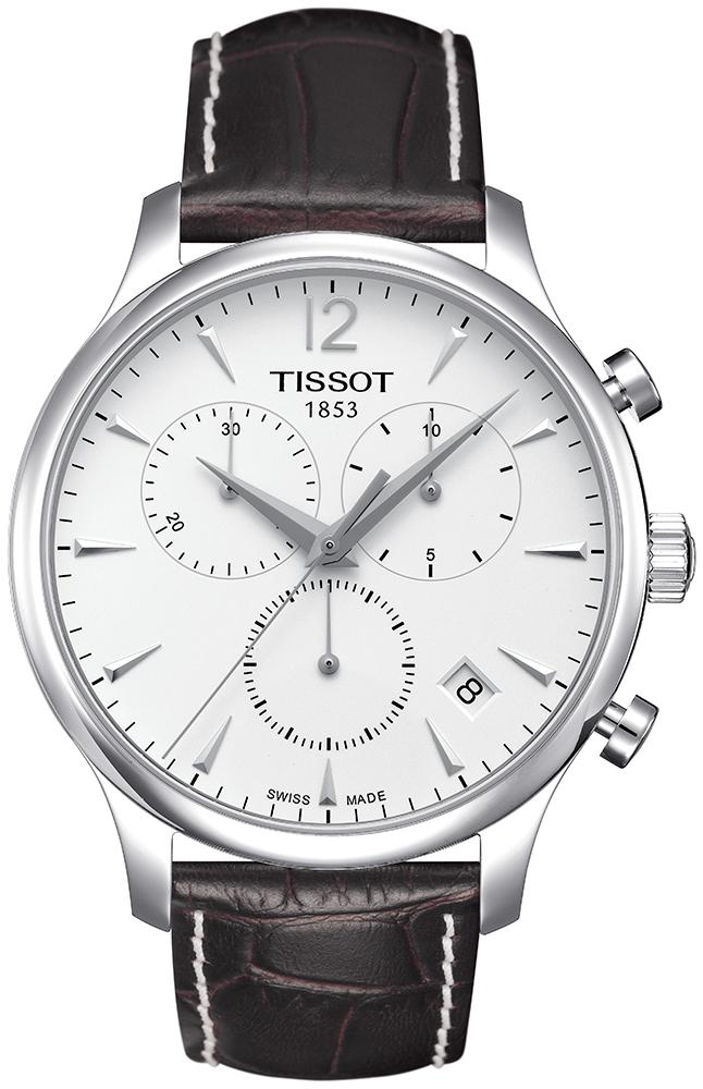 Tissot T063.617.16.037.00 - zegarek męski