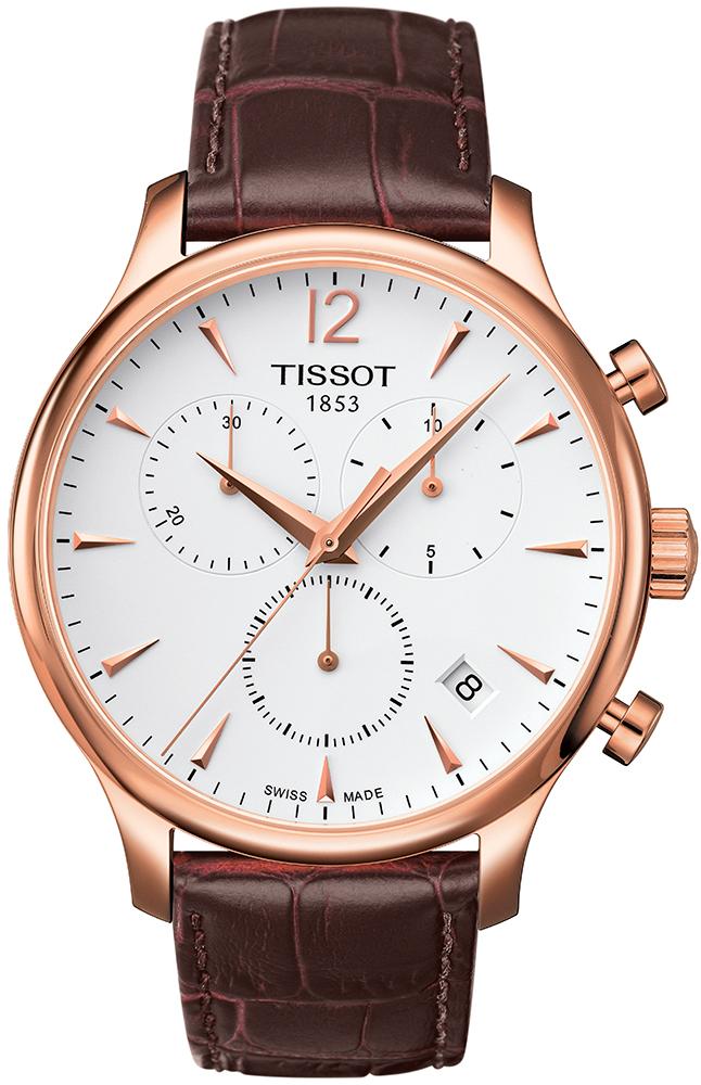 Tissot T063.617.36.037.00 - zegarek męski