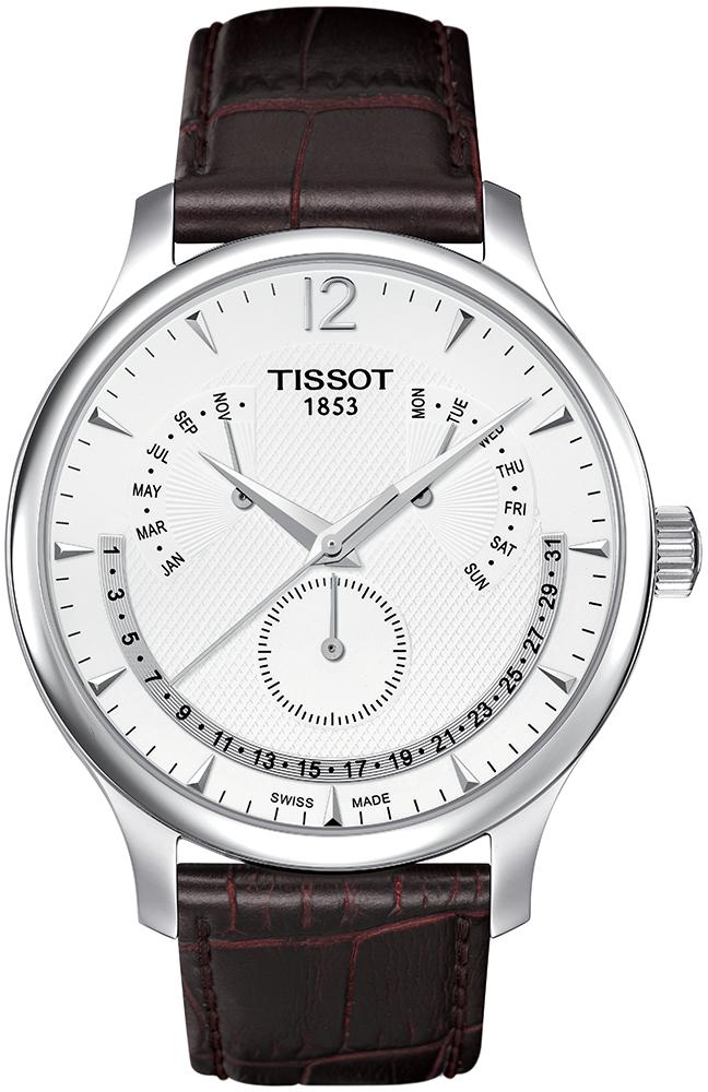 Tissot T063.637.16.037.00 - zegarek męski