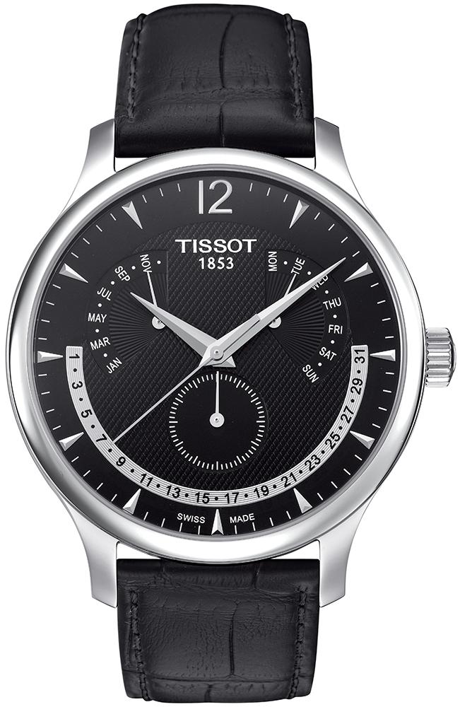 Tissot T063.637.16.057.00 - zegarek męski