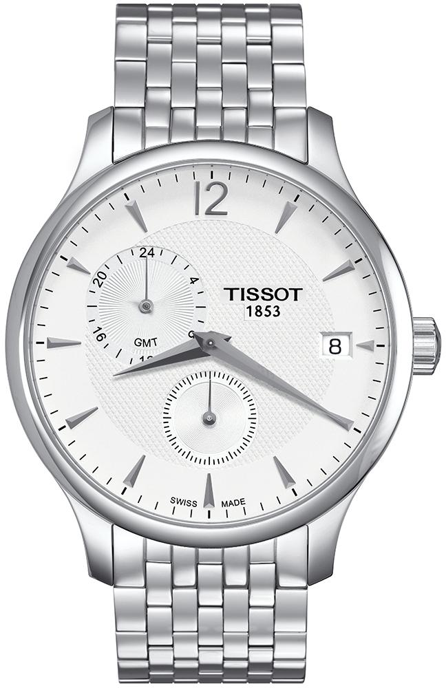 Tissot T063.639.11.037.00 - zegarek męski