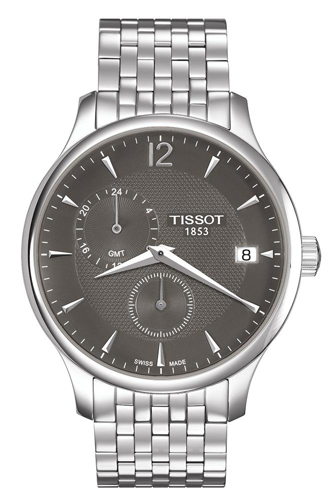Tissot T063.639.11.067.00 - zegarek męski