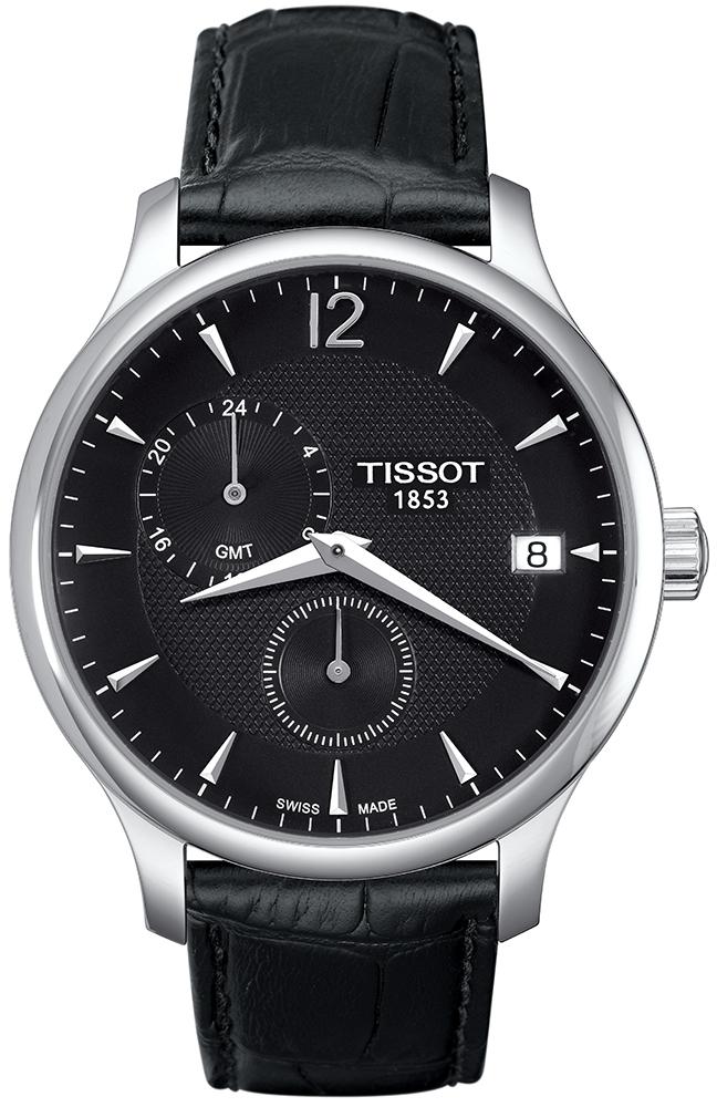 Tissot T063.639.16.057.00 - zegarek męski