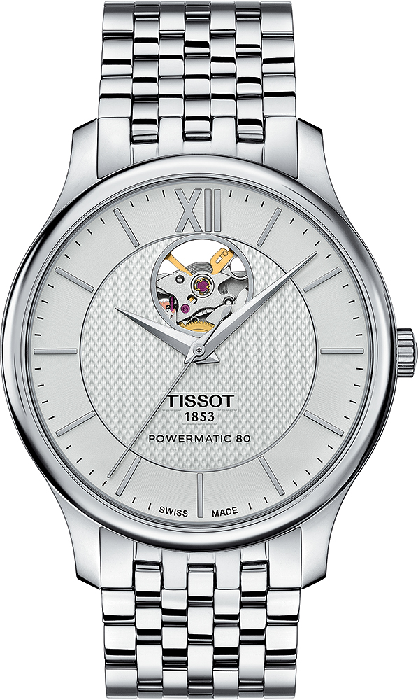 Tissot T063.907.11.038.00 - zegarek męski