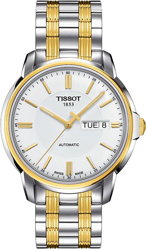Tissot T065.430.22.031.00 - zegarek męski