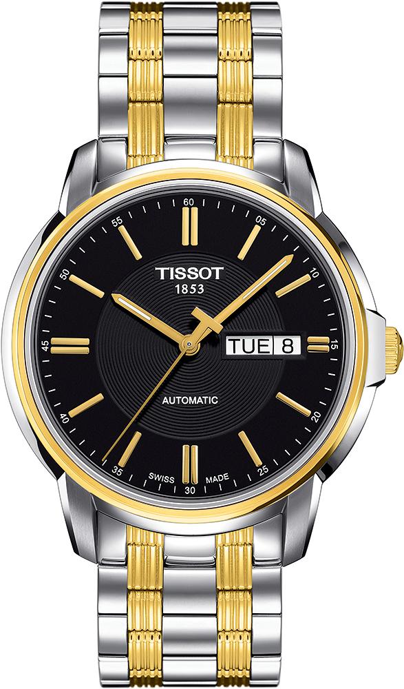 Tissot T065.430.22.051.00 - zegarek męski