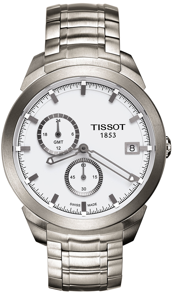 Tissot T069.439.44.031.00 - zegarek męski