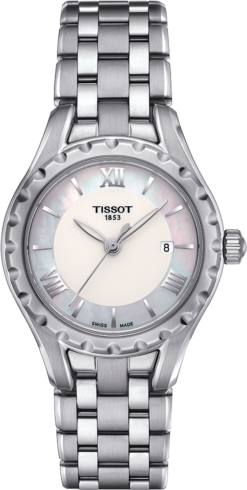 Tissot T072.010.11.118.00 - zegarek damski