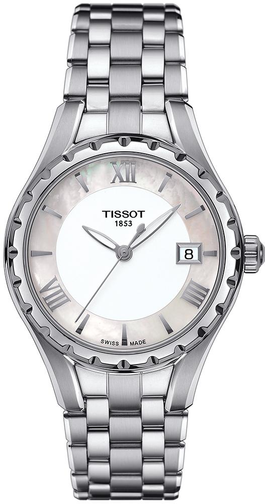 Tissot T072.210.11.118.00 - zegarek damski