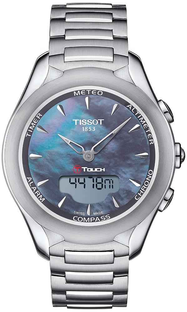 Tissot T075.220.11.101.01 - zegarek damski