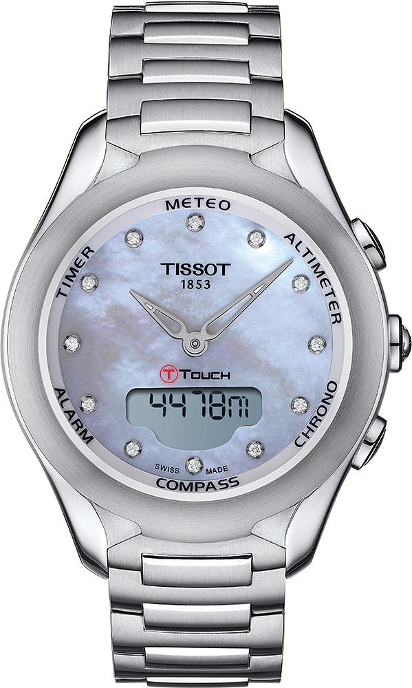 Tissot T075.220.11.106.00 - zegarek damski