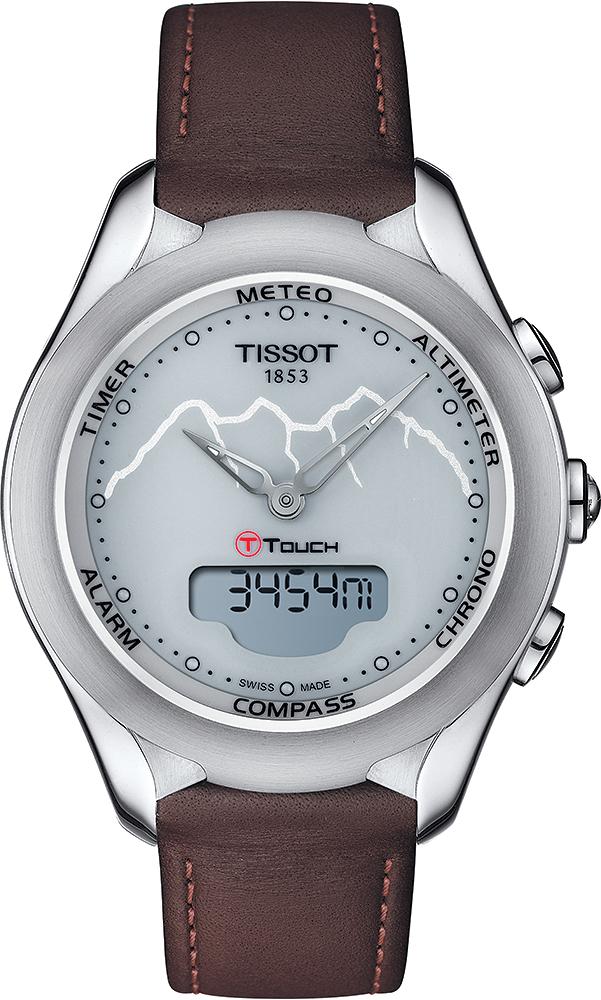 Tissot T075.220.16.011.10 - zegarek damski