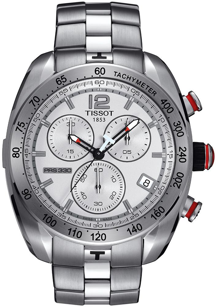 Tissot T076.417.11.037.00 - zegarek męski