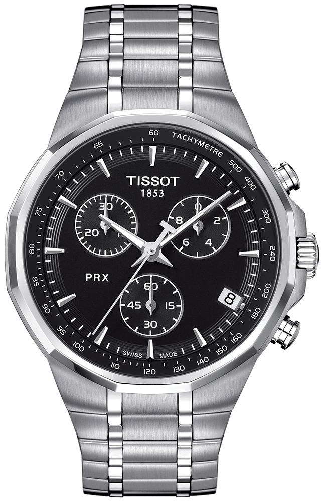 Tissot T077.417.11.051.00 - zegarek męski