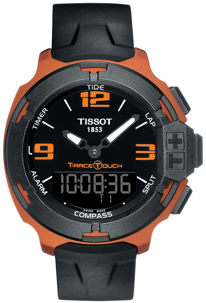 Tissot T081.420.97.057.03 - zegarek męski