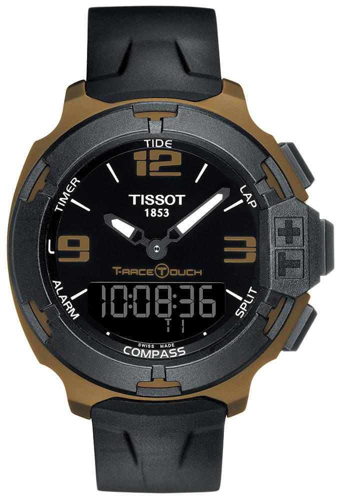 Tissot T081.420.97.057.06 - zegarek męski