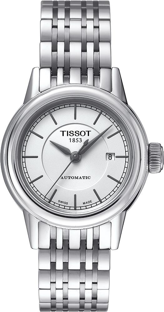 Tissot T085.207.11.011.00 - zegarek damski