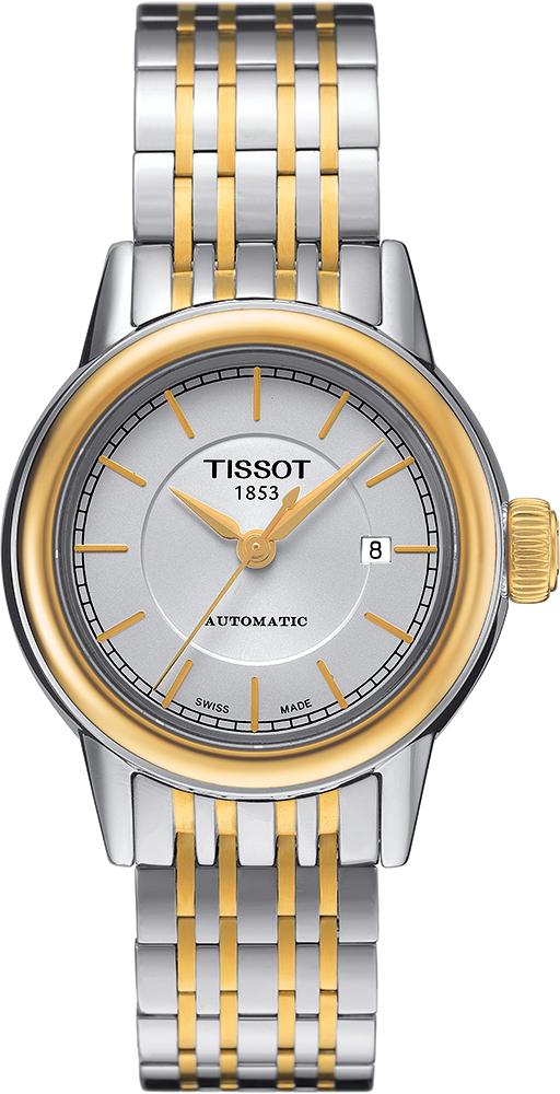 Tissot T085.207.22.011.00 - zegarek damski
