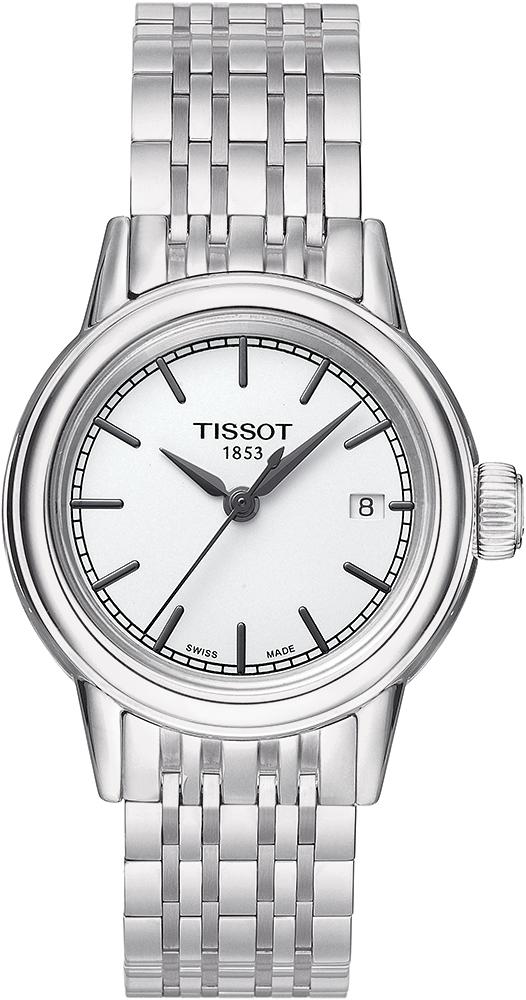 Tissot T085.210.11.011.00 - zegarek damski