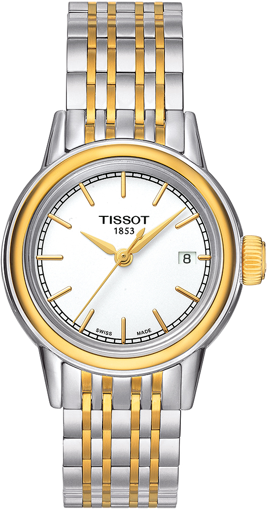 Tissot T085.210.22.011.00 - zegarek damski
