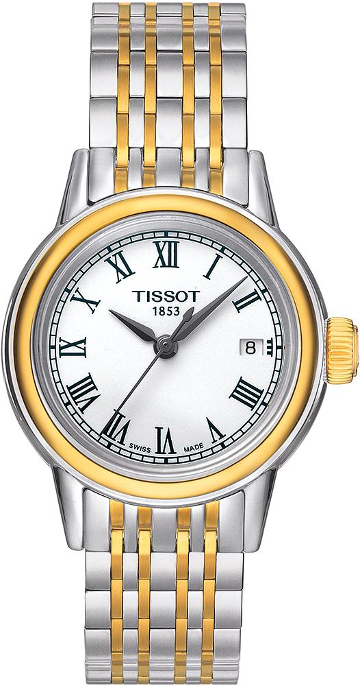 Tissot T085.210.22.013.00 - zegarek damski