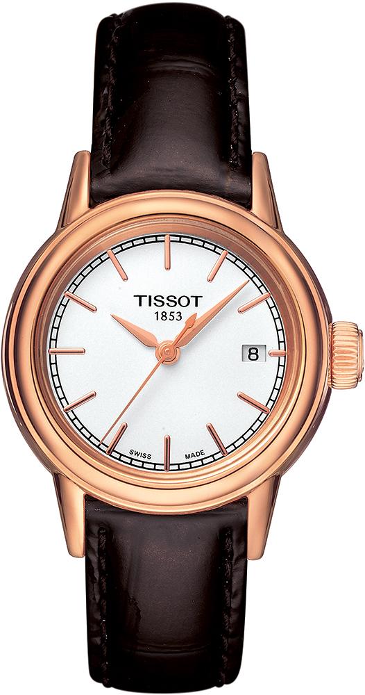 Tissot T085.210.36.011.00 - zegarek damski