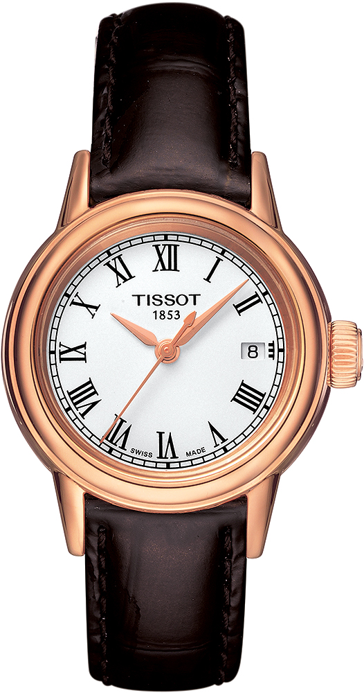 Tissot T085.210.36.013.00 - zegarek damski