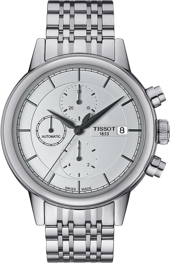 Tissot T085.427.11.011.00 - zegarek męski